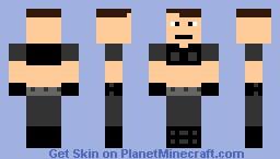 Xenia Minecraft Skin