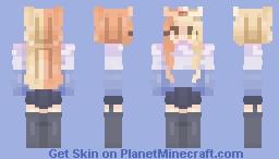 sunset Minecraft Skin