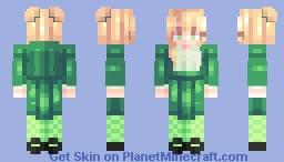 ℂ𝕠𝕣𝕟 𝕊𝕥𝕒𝕝𝕜 - 𝕕𝕒𝕪 𝕤𝕖𝕧𝕖𝕟𝕥𝕖𝕖𝕟 🌽 Minecraft Skin