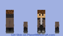 Tiny WilburSoot   Weird/boy/eraser/flashdrive/mini Minecraft Skin