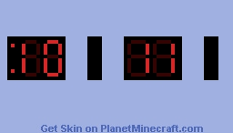 11:10 am est CVC Minecraft Skin