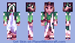Faeryland Minecraft Skin