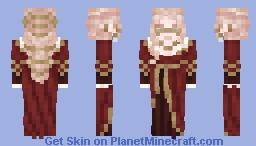 ~Lady of Brimstone~ Minecraft Skin