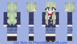 Nene Kusanagi - PJSekai Minecraft Skin