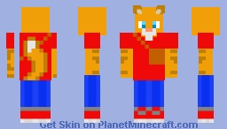Catman Minecraft Skin