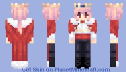 Popular Skin : [Kari] techno but with royal robe +alts