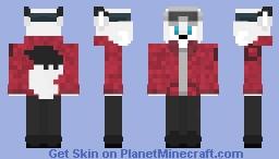Foxshato [ 2020 - 2021] Minecraft Skin