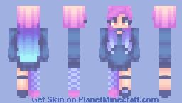 remake - popreel Minecraft Skin