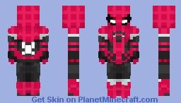 Spider-Man FFH Minecraft Skin