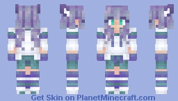 Skin Fight - Chordelia - 3 Minecraft Skin