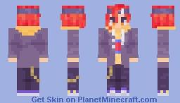 Reki Kyan Minecraft Skin