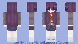 + c u t t i n g i t f i n e + Minecraft Skin