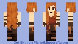 Alanah Minecraft Skin