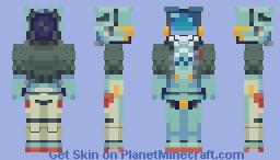 Canti Minecraft Skin
