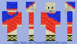 Archimedes Minecraft Skin