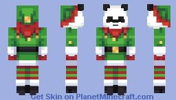 #0048 - Panda Minecraft Skin