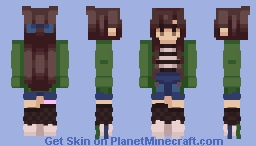 6/10 Minecraft Skin