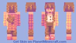 l e a v e s ☘ Minecraft Skin