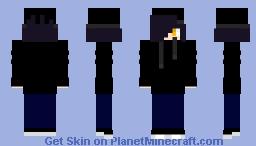 Draco Tontaroug Itzkovitz Minecraft Skin