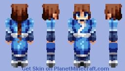 Katara ~ Avatar the Last Airbender Minecraft Skin