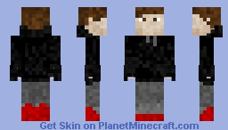 TheLonelyLupus (old) Minecraft Skin