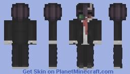 c!ranboo but it's my design :D Minecraft Skin