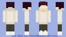 Blindfolded Minecraft Skin