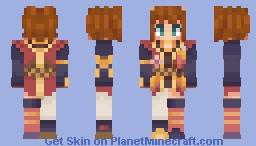 Rita Mordio - Tales of Vesperia Minecraft Skin