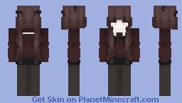 gone Minecraft Skin