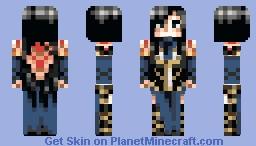 Shanoa Minecraft Skin