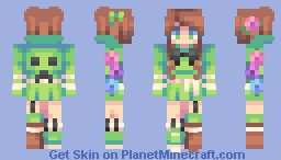 creeper // rce Minecraft Skin