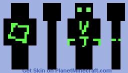 Fan chettah skin made Minecraft Skin