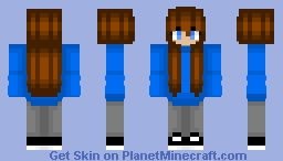Lilly Young Minecraft Skin