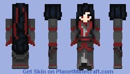 Wei Wu Xian from MDZS/The Untamed Minecraft Skin