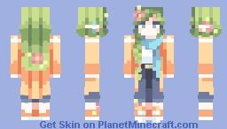 𝑀𝑜𝓈𝒽𝒾 - The Wizard's Apprentice Minecraft Skin