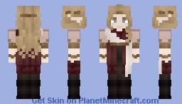 HZ ~ Leona Minecraft Skin