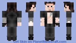 FFXV: Gladiolus Amicitia Minecraft Skin