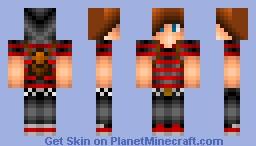 Beanie Man Minecraft Skin