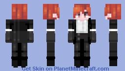 + Beyond the Ire + Minecraft Skin