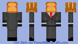 Señor Pan - LautaxxDisante Minecraft Skin