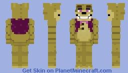 GlitchTrap - Five Nights At Freddy's Help Wanted - Skin minecraft Minecraft Skin