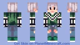 Jimin - BTS - Idol Minecraft Skin