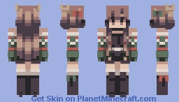 holiday cheer Minecraft Skin