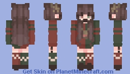 did it this time Minecraft Skin