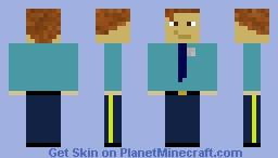 State Trooper Skin Minecraft Skin