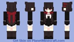 Ayano Tateyama Minecraft Skin
