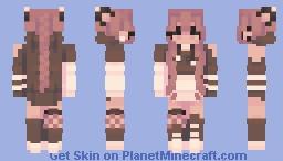 neapolitan - collab Minecraft Skin
