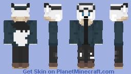 Renard [MuhoSMP version] Minecraft Skin