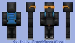 Fishstacks - SF 2021 Minecraft Skin