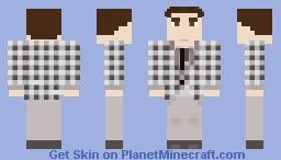 Benny (fallout new vegas Minecraft Skin